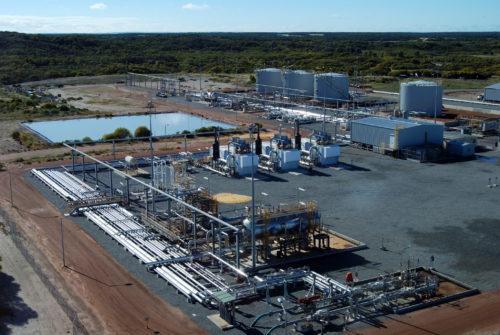 Cliff Head Oil Field - Triangle Energy